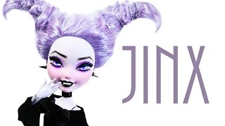 How to make a Jinx Doll [Teen Titans]