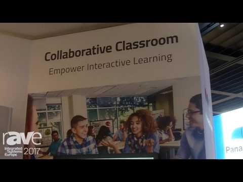 ISE 2017: Kramer Showcases Kramer Education Solutions Such as Collaboration Classroom