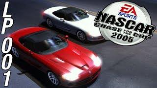 Let's Play NASCAR 2005 - Part 1 - Prologue