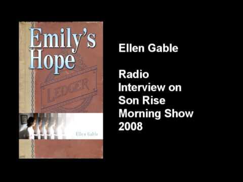 Ellen Gable  on Son Rise Morning  2008