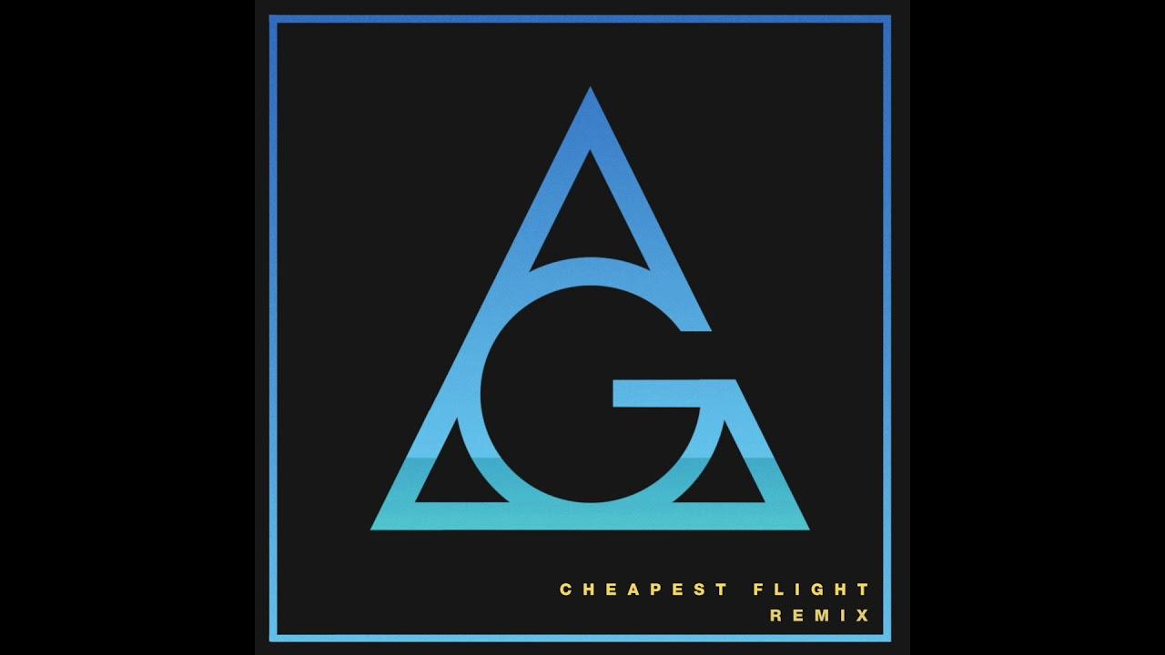PREP - Cheapest Flight (AlunaGeorge Remix)