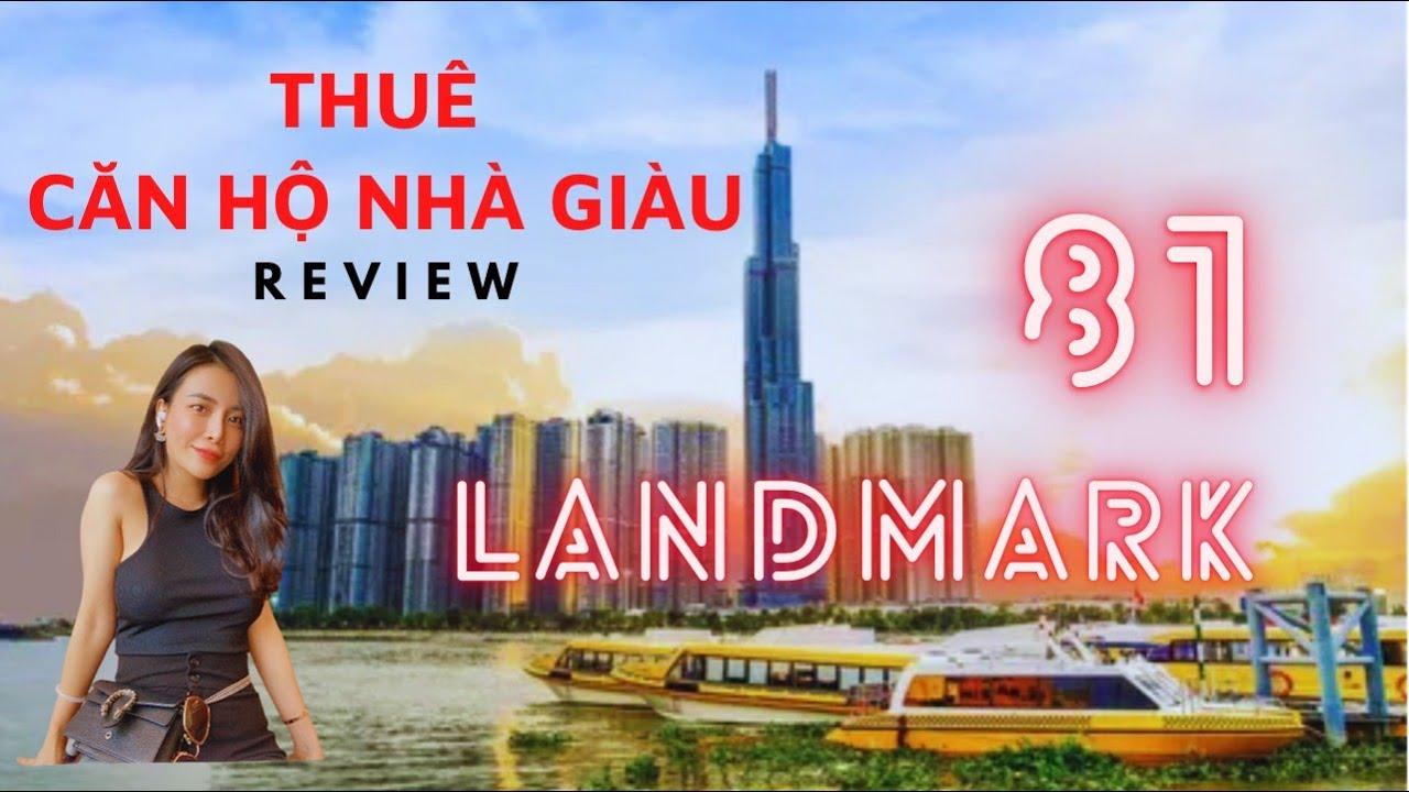 image Bên Trong Căn Hộ Cho Thuê KHU NHÀ GIÀU Landmark 81 Có Gì| Du Lịch Review Check In