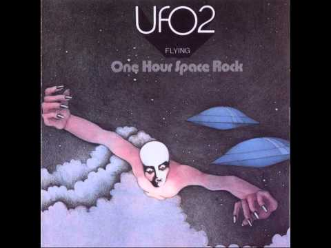 UFO - FLYING (1971) Part 2