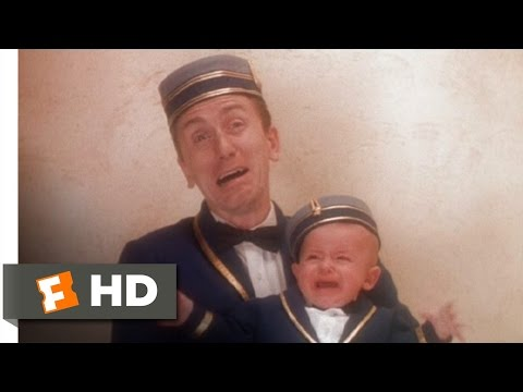 Four Rooms (1/10) Movie CLIP - Room 404 (1995) HD streaming vf