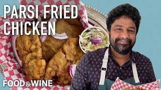 This Parsi Fried Chicken Is Packed With Flavor | Meherwan Irani | Chefs At Home