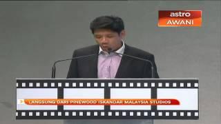 Astro - Pinewood Studios: Speech by Rezal A. Rahman
