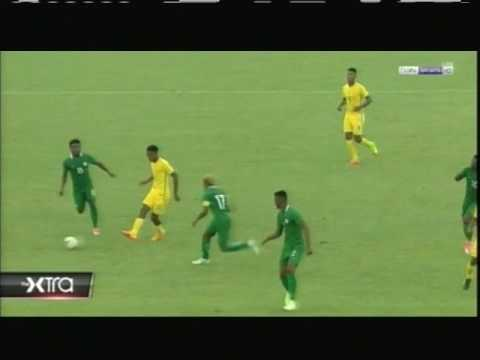 2017 (June 10) nigeria 0 -South Africa 2 (African nations Cup qualifier)