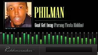 PhilMan - Goat Get Away (Parang Fiesta Riddim) [Soca Parang 2014]