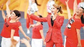 [ 心连心艺术团赴宁夏慰问演出 ] 《点赞新时代》 演唱:乌兰图雅 | CCTV