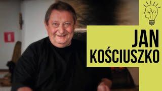 Jeden z najbardziej znanych i ekscentrycznych polskich restauratorów - Jan Kościuszko [BizSylwetki]
