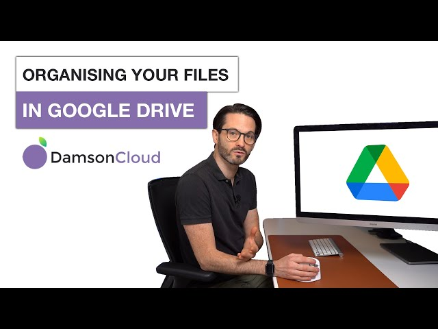 Organising your files in Google Drive with Workspaces & Shortcuts