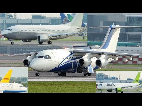 Dublin Airport Plane Spotting 2019