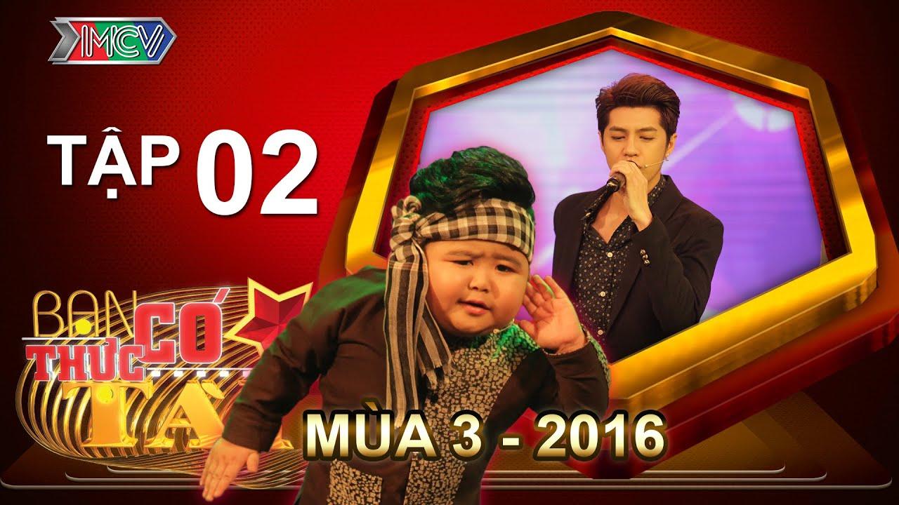 BẠN CÓ THỰC TÀI | Mùa 3 - Tập 2 | Noo Phước Thịnh hội ngộ Việt Trinh trên ghế nóng | 04/04/2016