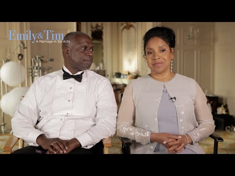 Emily & Tim - Andre Braugher & Phylicia Rashad Interview - MarVista Entertainment