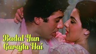 Badal Yun Garajta Hai | Betaab (1983) | Sunny Deol | Amrita Singh | Hits Of Lata Mangeshkar