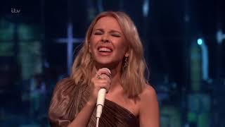 Kylie Minogue - Music's Too Sad Without You feat. Jack Savoretti (Live Jonathan Ross 2018)