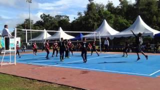 final volleyball men iptim 2014 kuis vs kuim set 3 part i