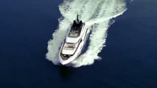 Magnifique Yacht de luxe :) J'ADORE !
