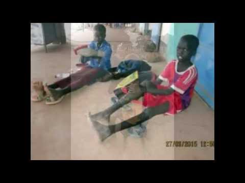 Street Children in Warrap State South Sudan