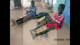 Street Children in Warrap State South Sudan