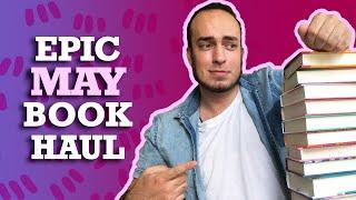 Epic Reads May Book Haul - YA som släpps i maj!