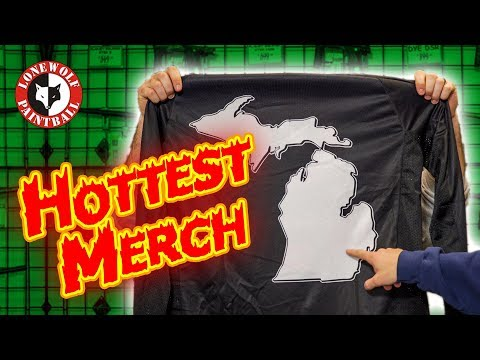 New Hottest Paintball Jersey in the Game | Lone Wolf Paintball Michigan