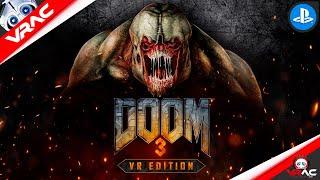 Doom 3 VR sur PSVR pour le FUN.