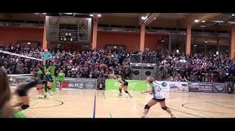Skurios Volleys Borken: Spielbeginn Skurios - TV Gladbeck, 2.Bundesliga