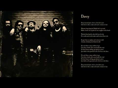 Davey - Royal Sons - LYRICS
