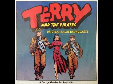 Terry & The Pirates RADIO SHOWS Mark 56 #630 FULL ALBUM Milt Caniff