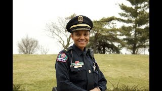 First Female Police Chief