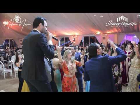 أمير الاغنية التونسية نور شيبة Nour Chiba 🎉🎤 Medley  في جنان خديجة