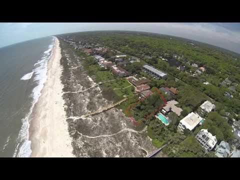Ocean Front Lot in Atlantic Beach Florida