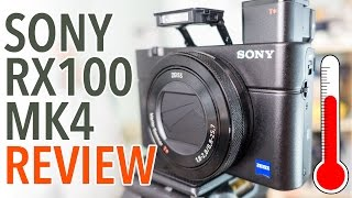 Overheating 4K Issues Sony Cyber-shot DSC-RX100 MK4 Plus Review  - Lens Rentals