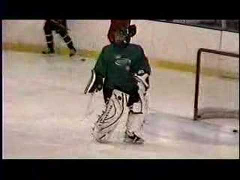 Ant's Goalie Training -  Minnesota High School Practice