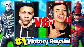 TBNRfrags & Lachlan VS Myth & Hamlinz! - Friday Fortnite: Battle Royale (FULL MATCH)