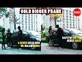 Ngajak Cewek Ml Dalam Mobil   Gold Digger Prank #3