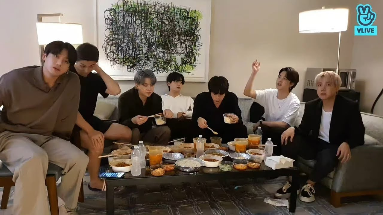 [ENG SUB] BTS LIVE VLIVE FULL (2021.09.21) BTS VLIVE 2021