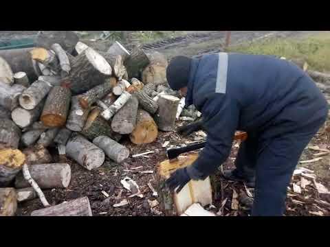 Как выбрать топор для колки дров