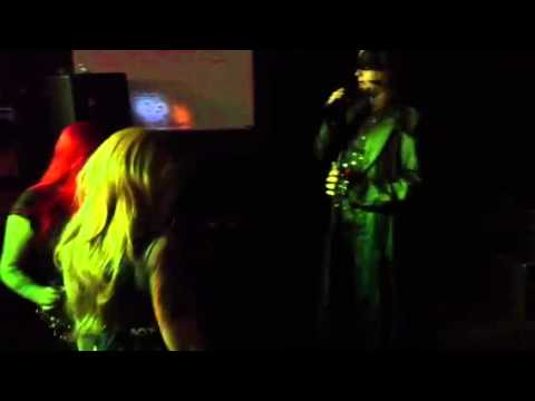 Karaoke With Warped Brown Lee @ Black Forest by Safety Jack!