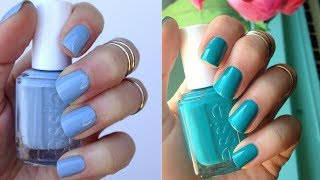 8 super easy nail art designs at home for beginners #6