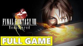 Final Fantasy 8 Full Walkthrough Gameplay - No Commentary (PC Longplay)