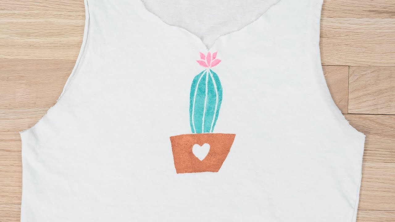How To Screen Print A Design On A T Shirt Youtube