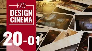 Design Cinema – EP 20 - Portfolio Part 01