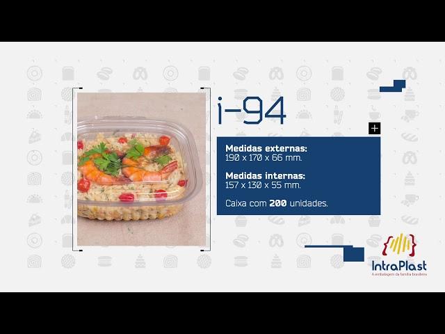 i-94 | Embalagem IntraPlast