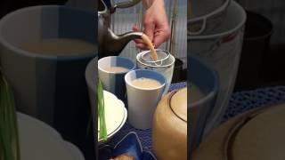 Чай по казахски!