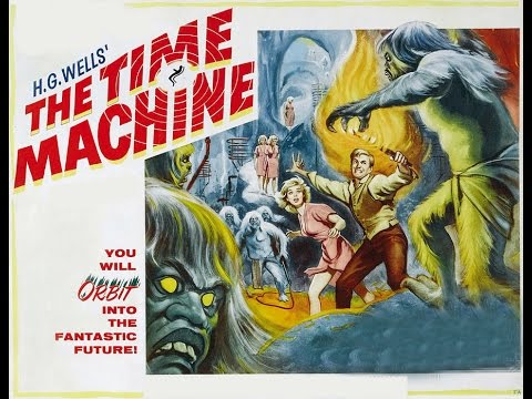 the foretelling of the future in h g wells the time machine