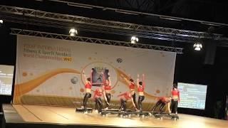 Чемпионат мира 2017 по фитнес-аэробике. Экстрим Йошкар-Ола