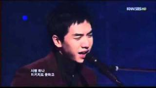 Lee Seung Gi - White lie (with Piano).flv