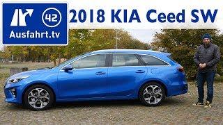 2018 KIA Ceed Sportswagon 1.4 T-GDI Spirit (CD) Kombi - Kaufberatung, Test, Review